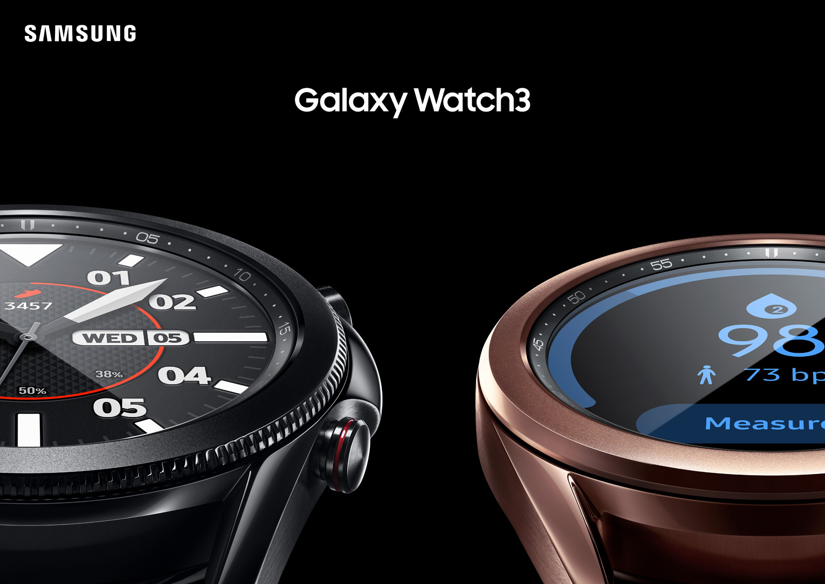 Samsung's Galaxy Watch 3 is a stylish redesign without much new to ...