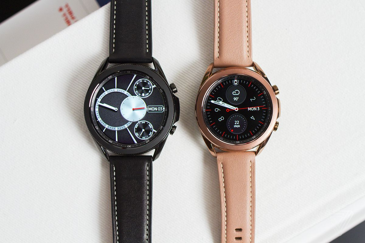 Samsung's Galaxy Watch 3 is thinner, lighter, and more expensive ...